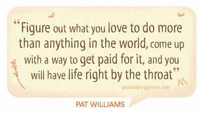 Pat Williams Quote
