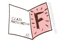Class Participation - F