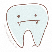 Evil Impacted Wisdom Tooth