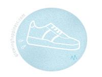 Rain-Powered Running Shoes